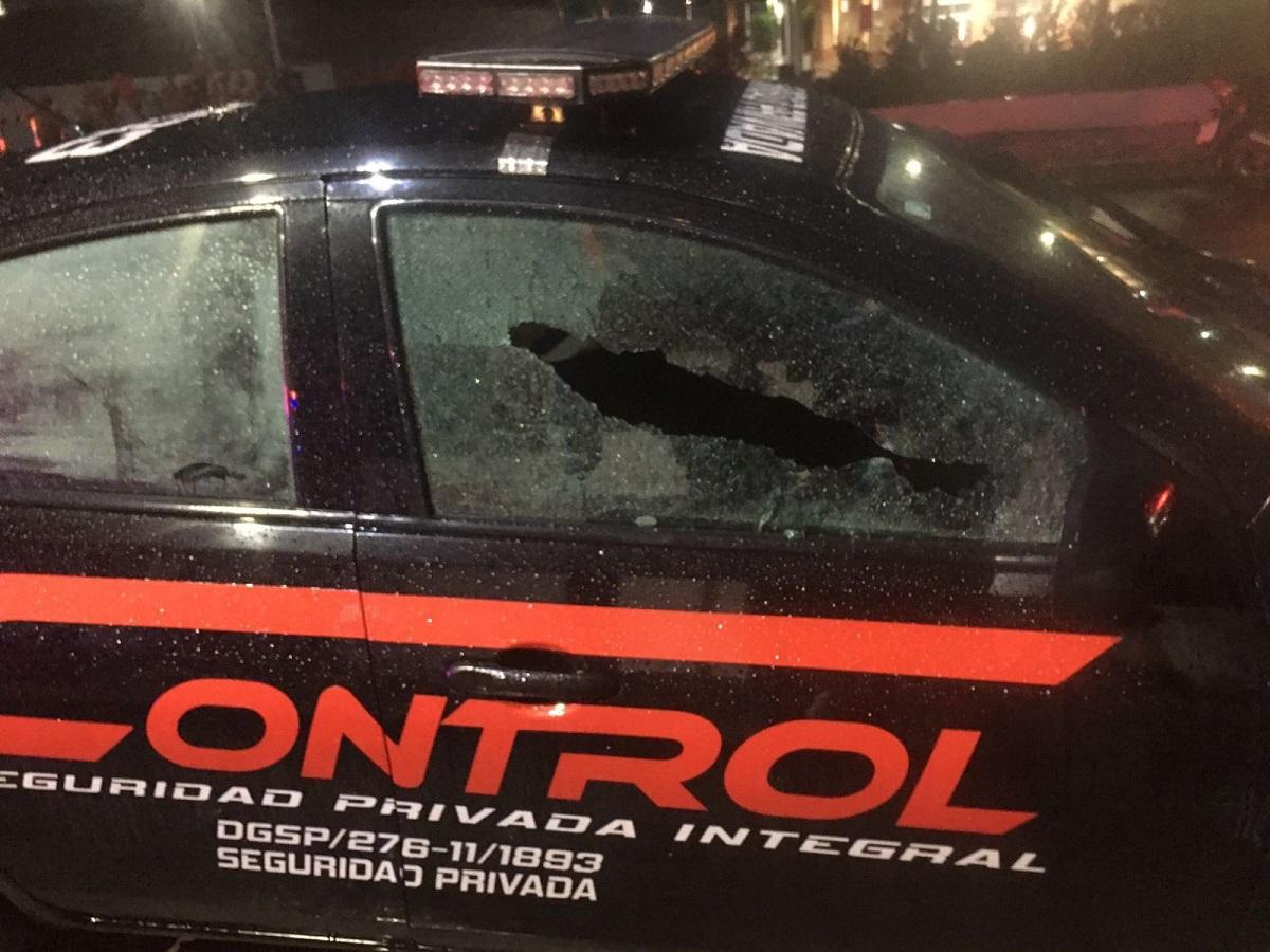 La víctima viajaba como conductor de la unidad