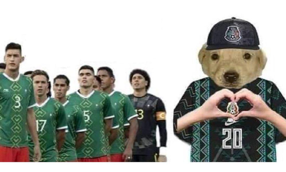 Los mejores memes del triunfo de México