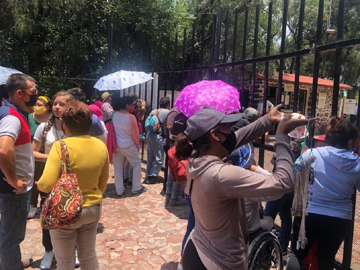 Teotihuacán zona arqueológica abierta