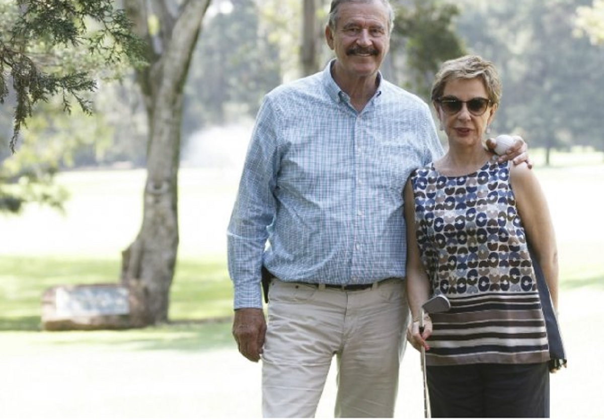 La pareja se contagió del virus