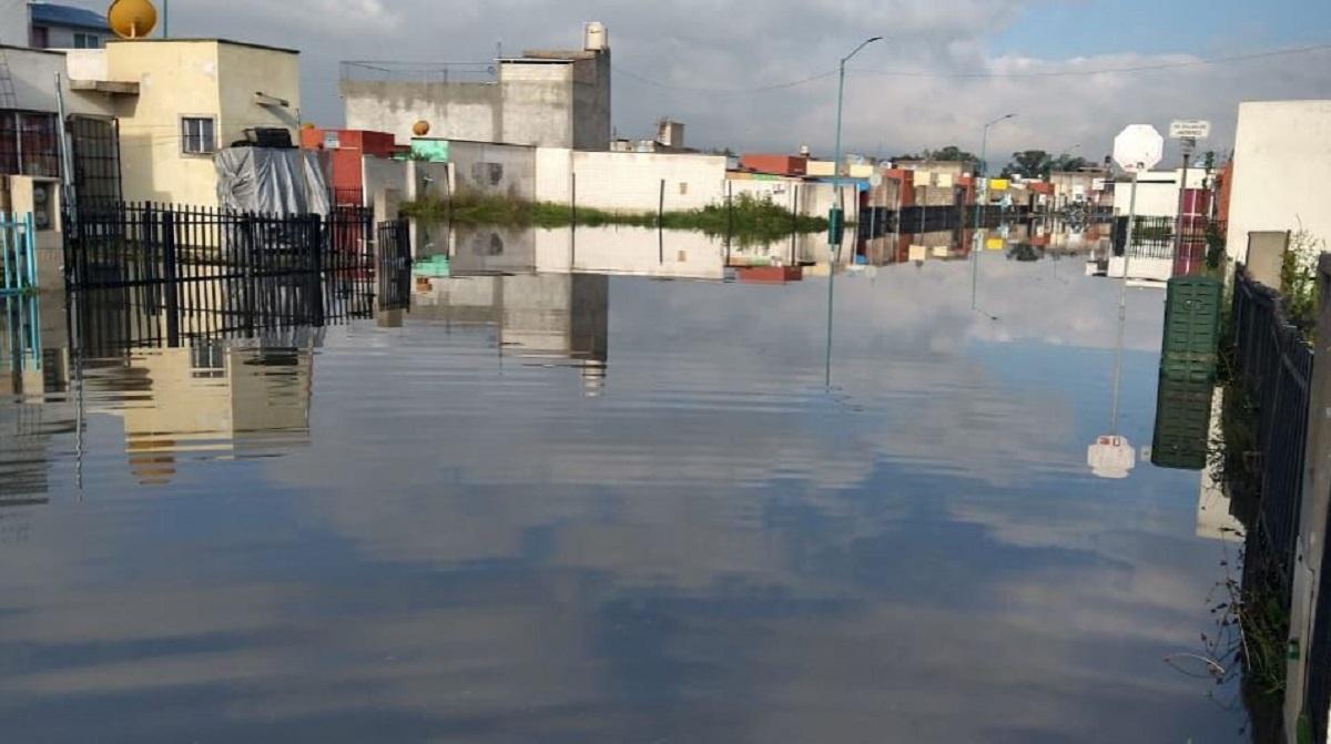 Los fraccionamientos se han inundado en varias ocasiones