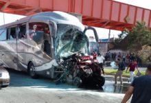 El accidente se registró en Veracruz
