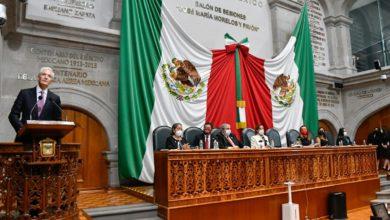 El gobernador mexiquense