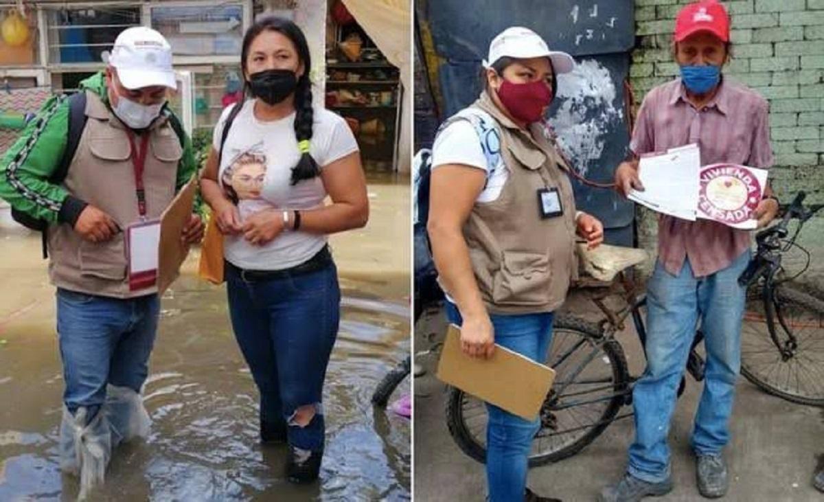 Hace 15 días Ecatepec se inundó