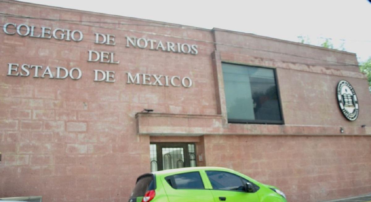 Notarios mexiquenses