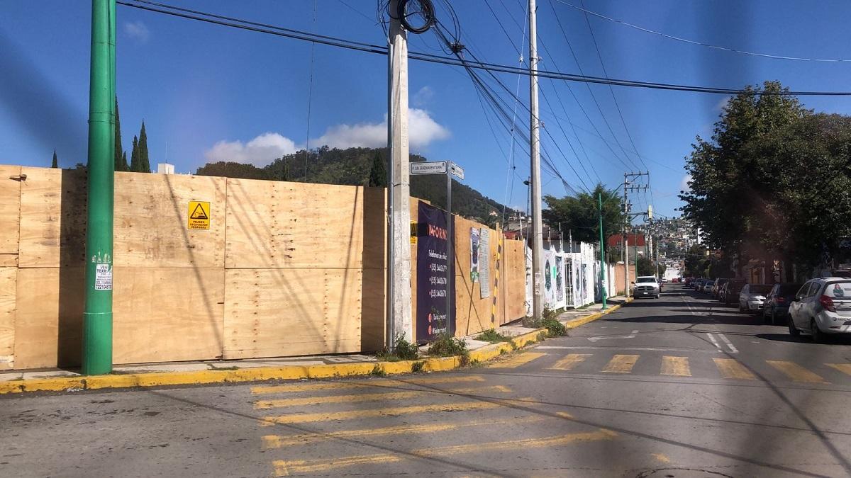 Vecinos de la colonia Morelos se oponen a la obra