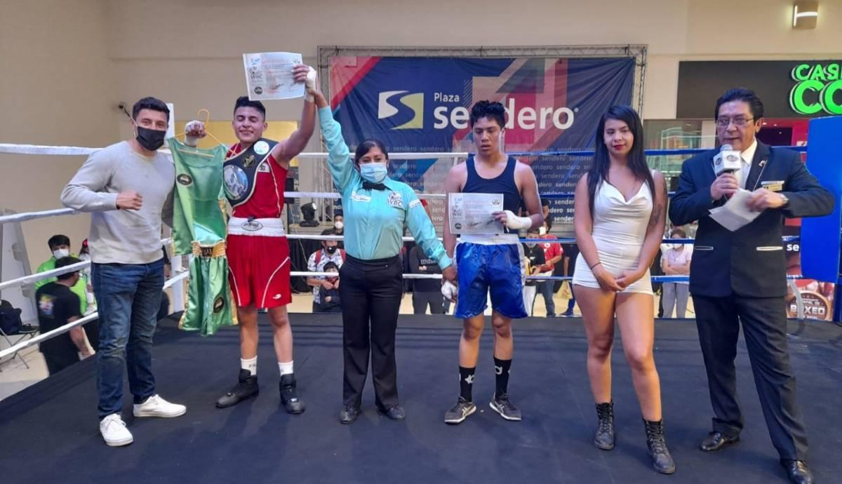selección de boxeo