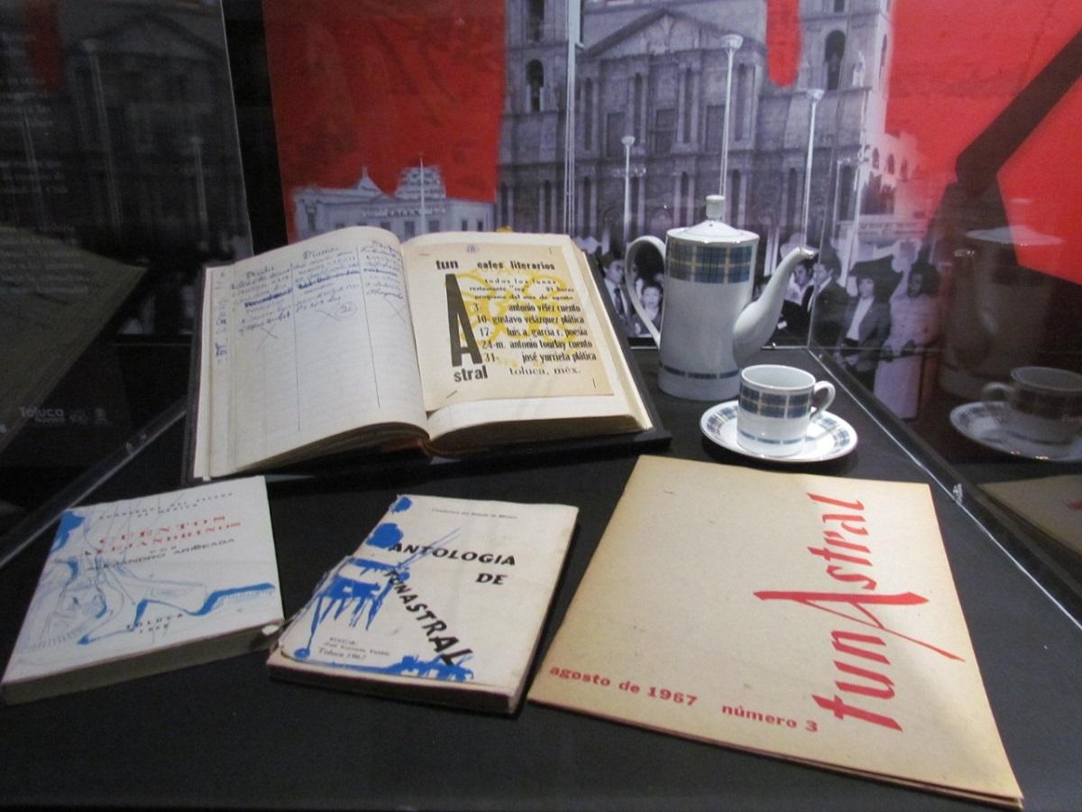 La exposición se presentará en el Centro Cultural de Toluca