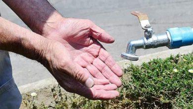 La esasez de agua es un problema constante
