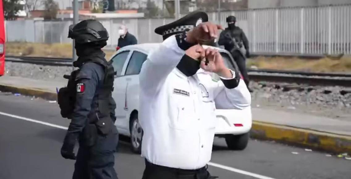 policía de Toluca