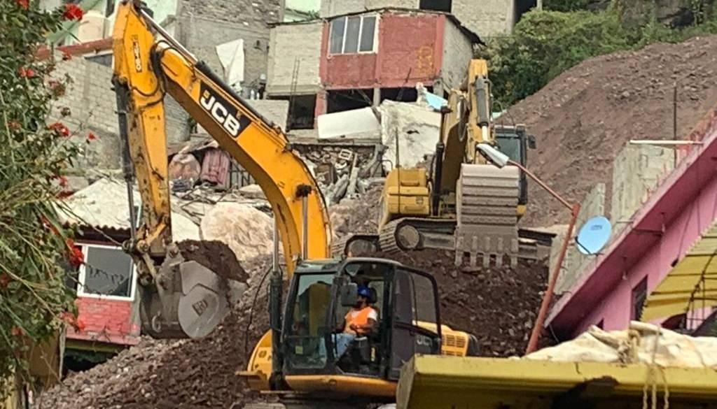inicia demolición