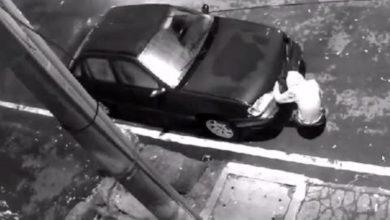 Hace unos días, vecinos casi linchan a un delincuente que asaltó a un vecino