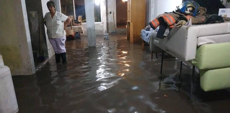 Inundaciones en Ecatepec