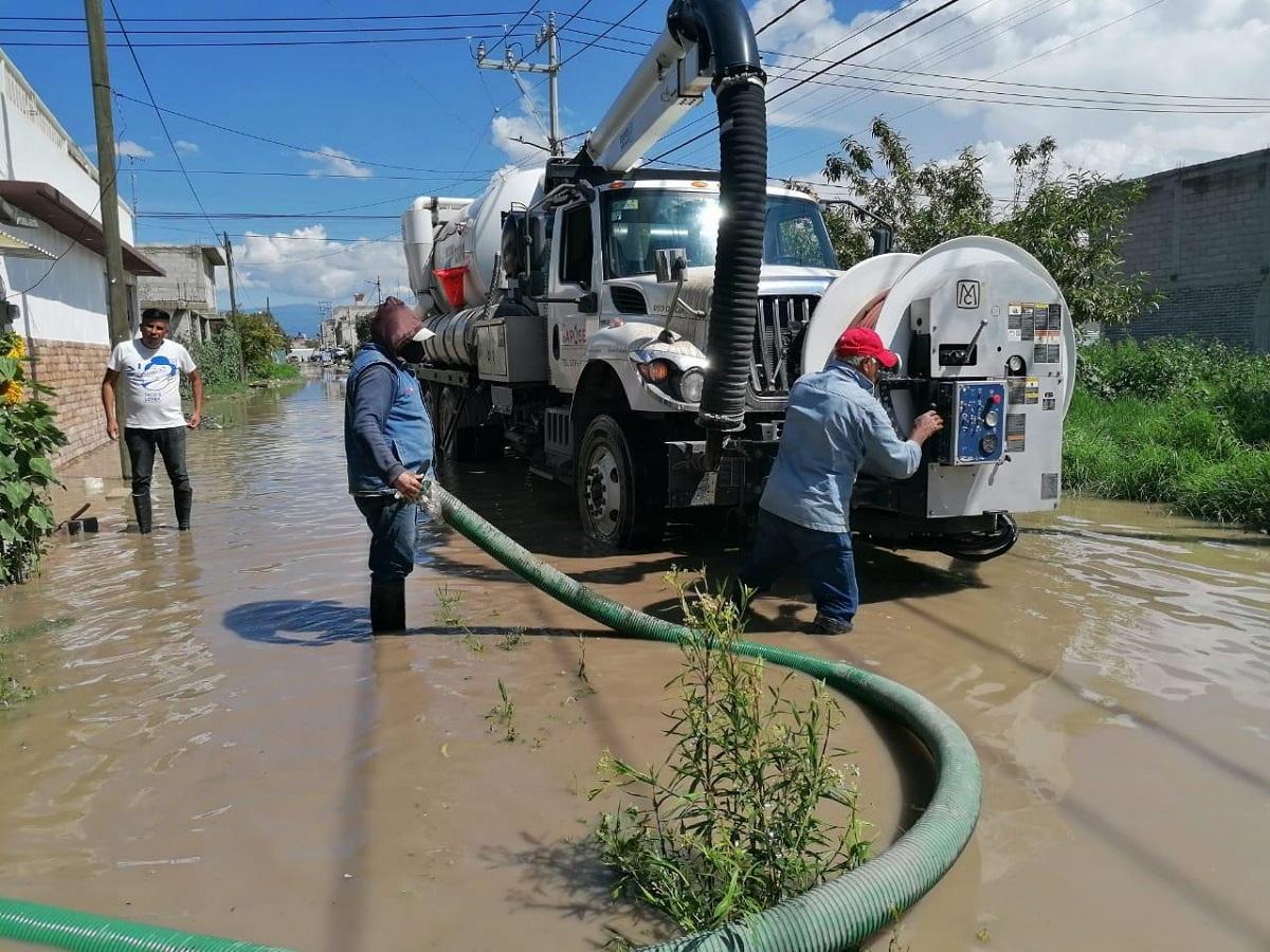 Inundación Chiconautla
