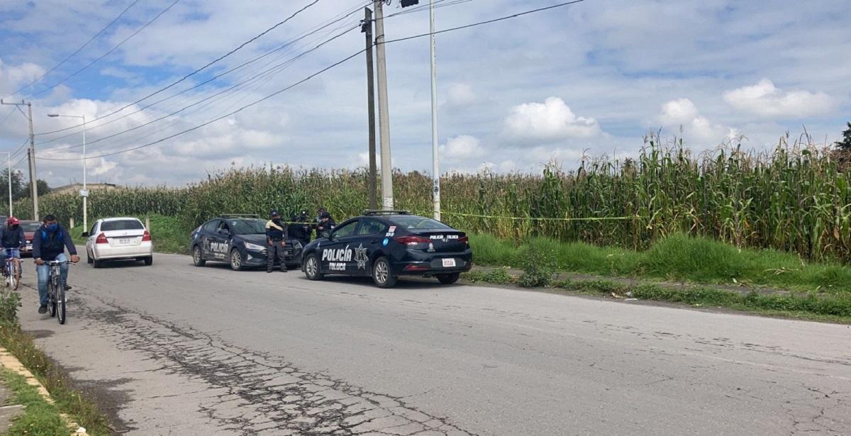 Vecinos alertaron a las autoridades sobre el hallazgo