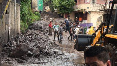 En semanas pasadas las lluvias causaron serias afectaciones