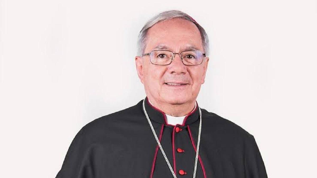 Monseñor Gullermo Ortíz