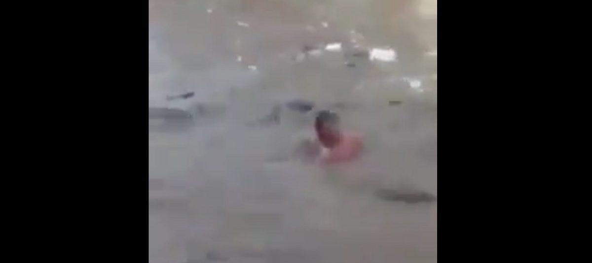 Las fuertes lluvias provocaron la muerte de dos personas en Ecatepec