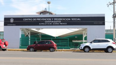 Pena de Santiaguito, Almoloya de Juárez