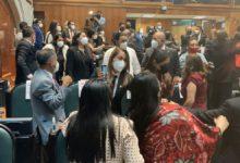 Se deben retomar las minorias, coincidieron los líderes parlamentarios