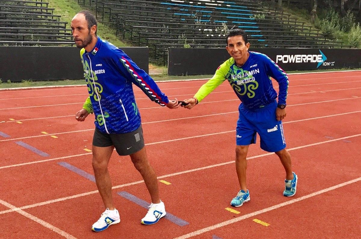 El paratleta mexiquense ha formado a diversos atletas