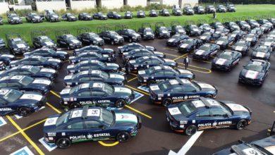 Entregaron vehículos de seguridad