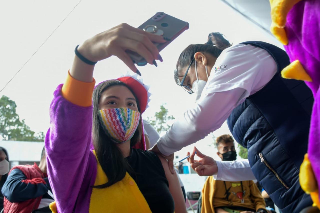 Vacunarán en Ecatepec y Neza