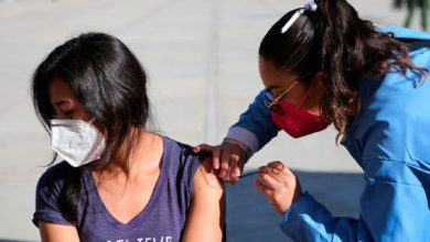 Los jóvenes de 7 municipios más serán vacunados