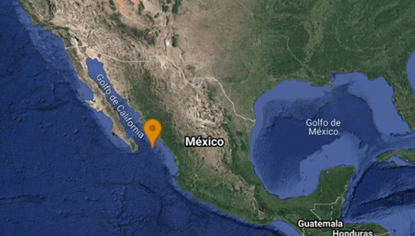 sismos al norte de México