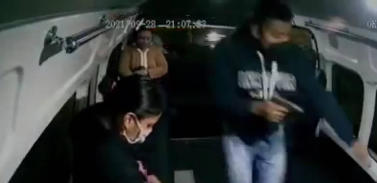 ladrón de combi