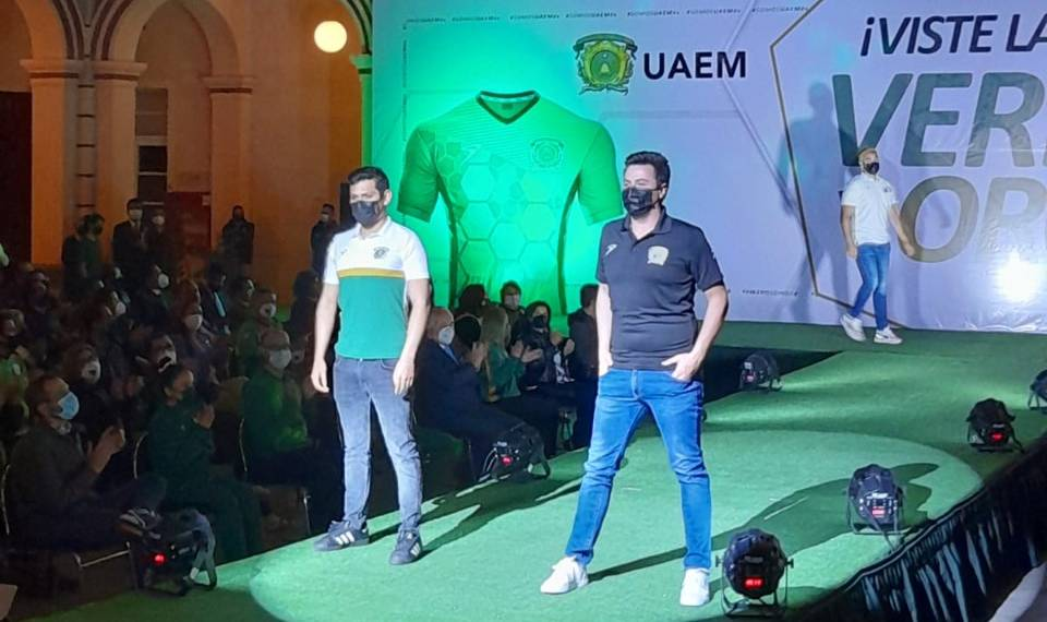 uniforme UAEM